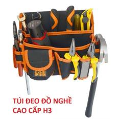 Hình ảnh Túi đeo đồ nghề cao cấp H3