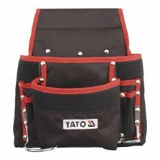 Hình ảnh Túi đựng đồ nghề đeo lưng 8 túi YATO YT-7410 (Đen)