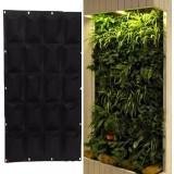 Túi trồng cây treo tường gồm 20 túi trồng (100 x 50cm) - Kmart