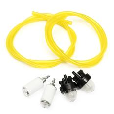 Tygon Fuel Lines Filter Snap in Primer Bulb For Craftsman Poulan Chainsaw - intl