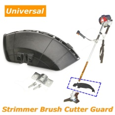 Universal Brushcutter Guard Shield for Various Strimmer Trimmer Brush Cutter - intl