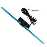 Cửa Hàng Universal Power Amplified Window Class Mount Am Fm Radio Antenna New Intl Oem Trung Quốc