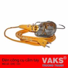 Hình ảnh VAKS - Đèn công cụ cầm tay chiếu sáng công trình - DTC-101 AC (dây 5m)