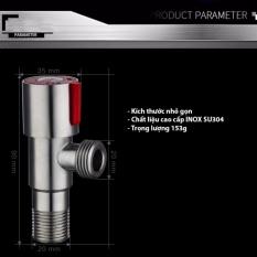 Hình ảnh Van khóa giảm áp lực nước - hàng cao cấp SU304