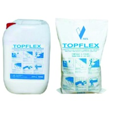 Hình ảnh VMIX TOPFLEX 30kg - CHỐNG THẤM HAI THÀNH PHẦN GỐC XI MĂNG