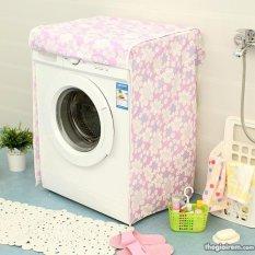 Hình ảnh Vỏ bọc máy giặt cửa ngang SH28 (nhiều màu phối hoa)