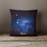 Vỏ gối trang trí, tựa lưng Sofa Tmark 21 Họa tiết cách điệu 12 chòm sao (Gemini)