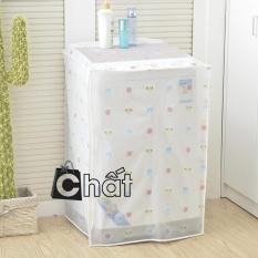Hình ảnh Vỏ Trùm Máy Giặt Vải Trong Cửa Trên