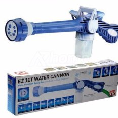 Hình ảnh Vòi Xịt Nước Tăng Áp Ez Jet Water Canon Hot 8 Chế Độ