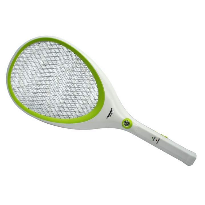 Vợt muỗi TIROSS TS-48 (Trắng xanh)