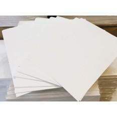 Mua Xấp giấy Canson A4 (giấy màu ngà), 224 gsm, gồm 20 tờ