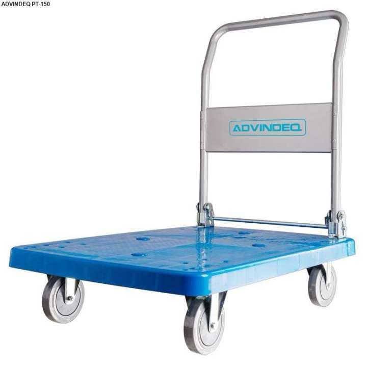 Xe đẩy hàng sàn nhựa chịu lực ADVINDEQ PT-150 (Tải trọng chở 150kg )