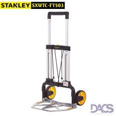 Xe đẩy tay 2 bánh cao cấp (có thể gấp gọn) Stanley FT503