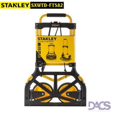Xe đẩy tay 2 bánh cao cấp (có thể gấp gọn) Stanley FT582