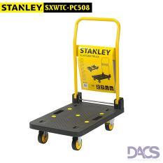 Xe đẩy tay 4 bánh cao cấp (có thể gấp gọn) Stanley PC508