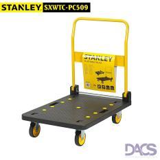 Xe đẩy tay 4 bánh cao cấp (có thể gấp gọn) Stanley PC509