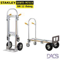 Xe đẩy tay đa năng cao cấp Stanley MT515 (Có thể gấp gọn).