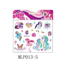 Hình ảnh Yika my little pony Stickers DIY Children TEMPORARY TATTOO sticker kids Gifts