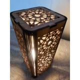 Zellij Design Lamp 