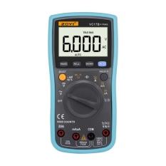ZOYI VC17B+ Digital Multimeter 6000 Counts Backlight AC/DC Ammeter Voltmeter Ohm Portable Meter Multimetro - intl