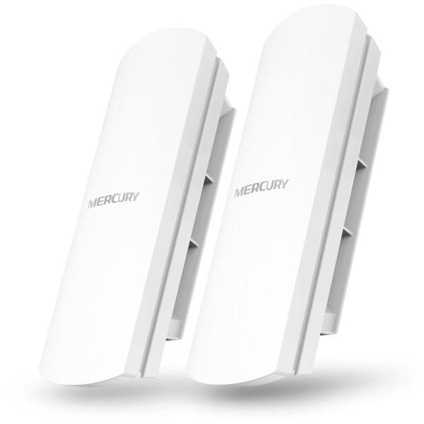 Bảng giá Bộ thu phát camera không dây dùng cho thang máy, phát wifi ngoài trời  MERCURY MWB201- 300MBPS 2.4GHZ 1Km Phong Vũ