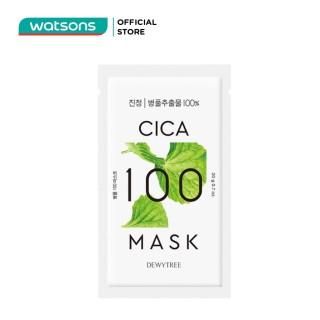 Mặt Nạ Dewytree Cica 100 Mask Rau Má Làm Dịu Da 20g thumbnail