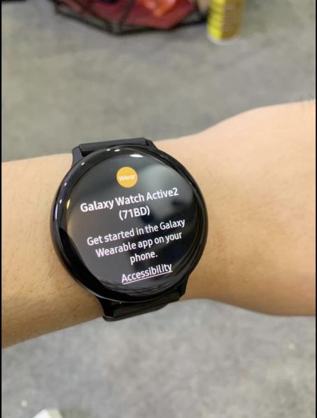 Đồng hồ thông minh Galaxy Watch Active 2 44mm bản nhôm