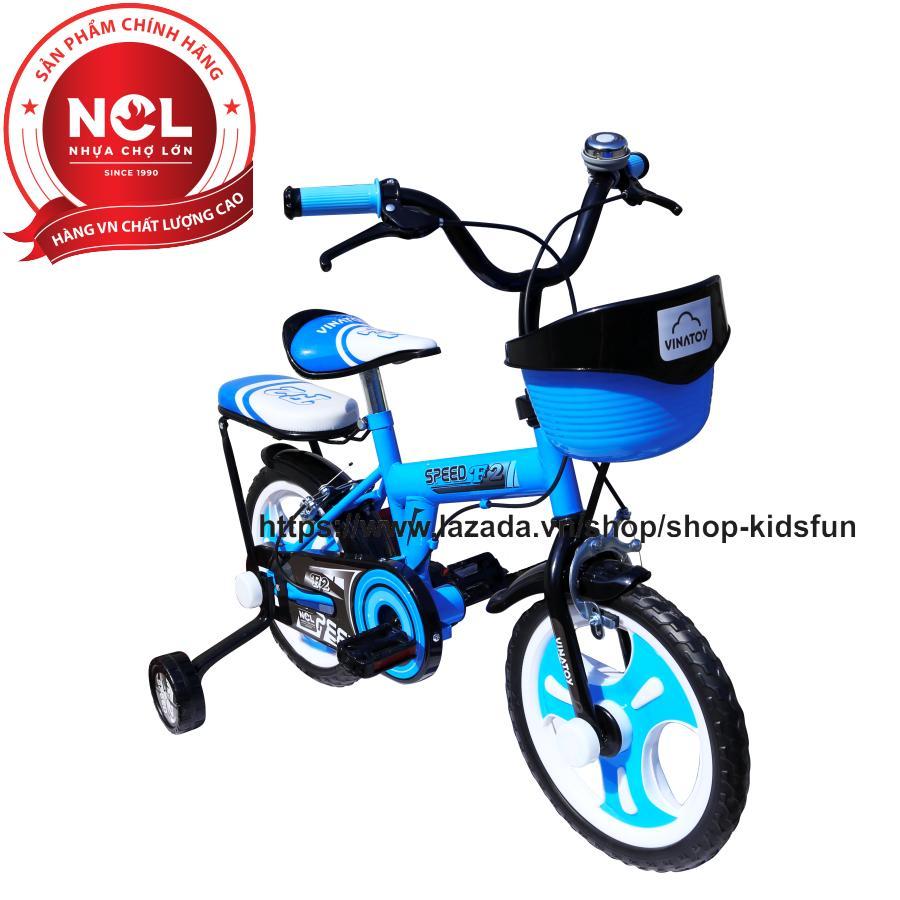 Mua Xe đạp trẻ em Nhựa Chợ Lớn 12 inch K103 - M1792-X2B