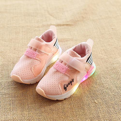 Giá bán Giày bé gái - giay be gai - giày cho bé gái - giay cho be gai - giày trẻ em - giay the thao cho be gai - giày thể thao cho bé gái - giay dep tre em - giày phát sáng trẻ em - Giày sneaker cho bé gái