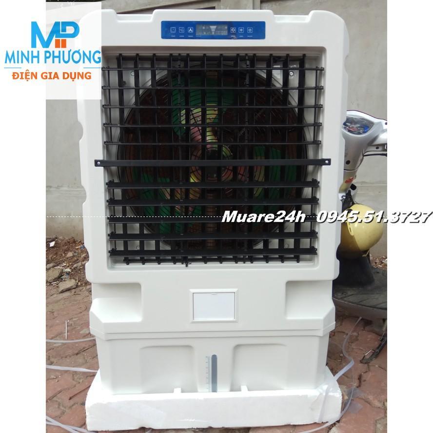 Quạt điều hòa quạt hơi nước công nghiệp Sanli SL130 550W Bảo hành 24 Tháng