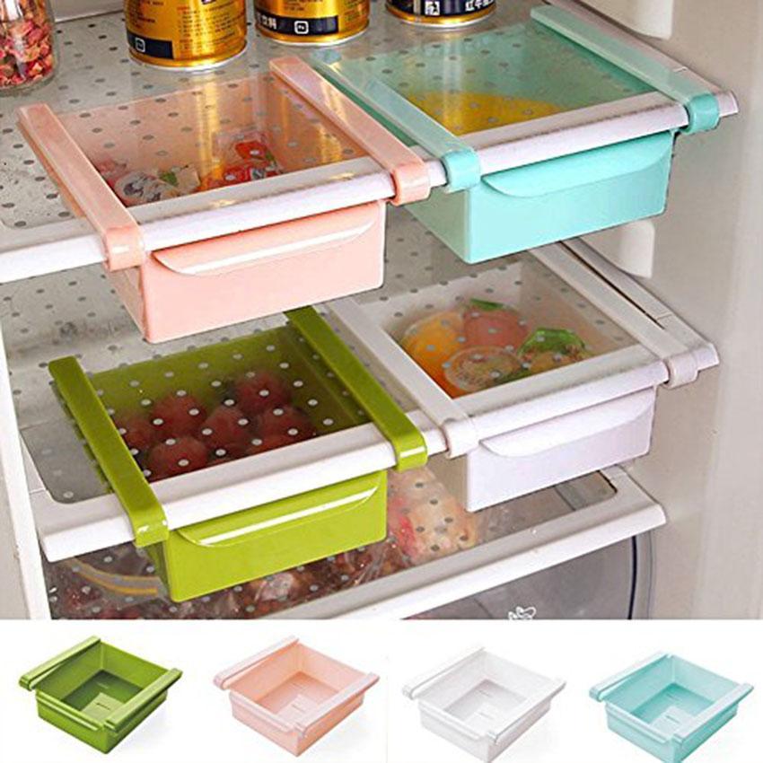 Offer tại Lazada cho Khay Hộp Nhựa đựng Thực Phẩm để đồ Tiện ích Trong Nhà Bếp Trong Tủ Lạnh UKS1213