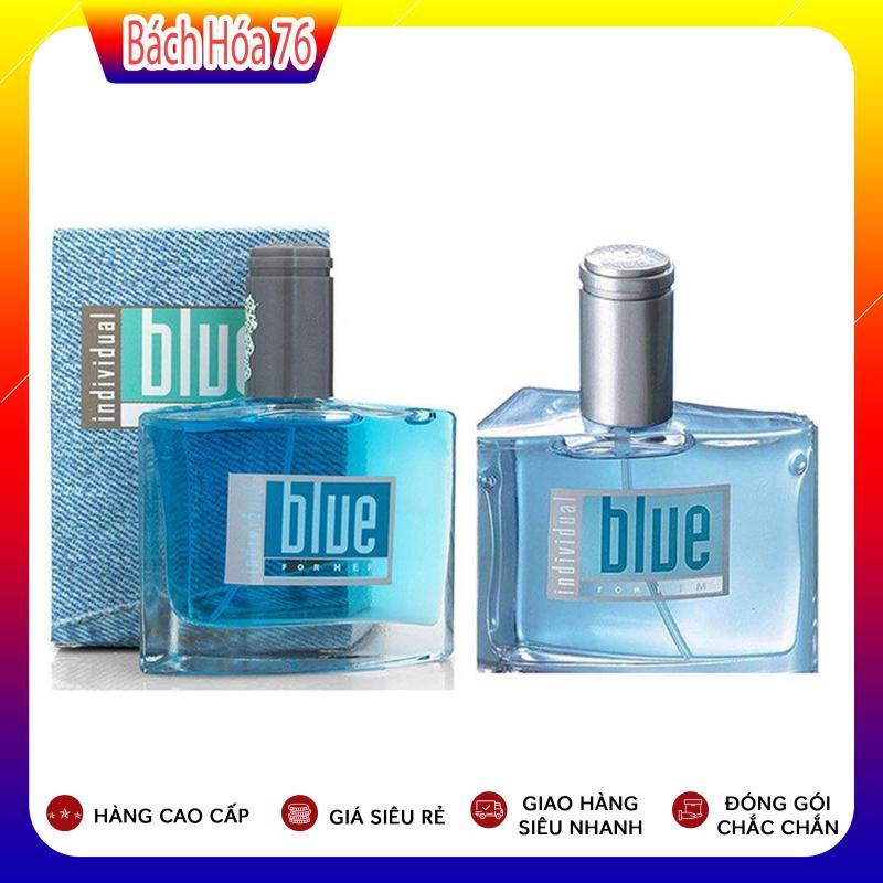 COMBO 2 Chai Nước Hoa Nam Nữ Blue AVON 50ML Siêu Thơm Siêu Rẻ
