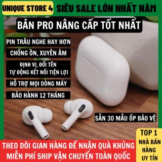 Tai Nghe Bluetooth Inpods Pro Phiên Bản Nâng Cấp Pin Trâu Nghe Hay Hỗ Trợ Mọi Dòng Máy, Tai Nghe Bluetooth Tai nghe bluetooth tai phone không dây Tai nghe không dây bản Pro, Tai nghe bluetooth không dây thumbnail