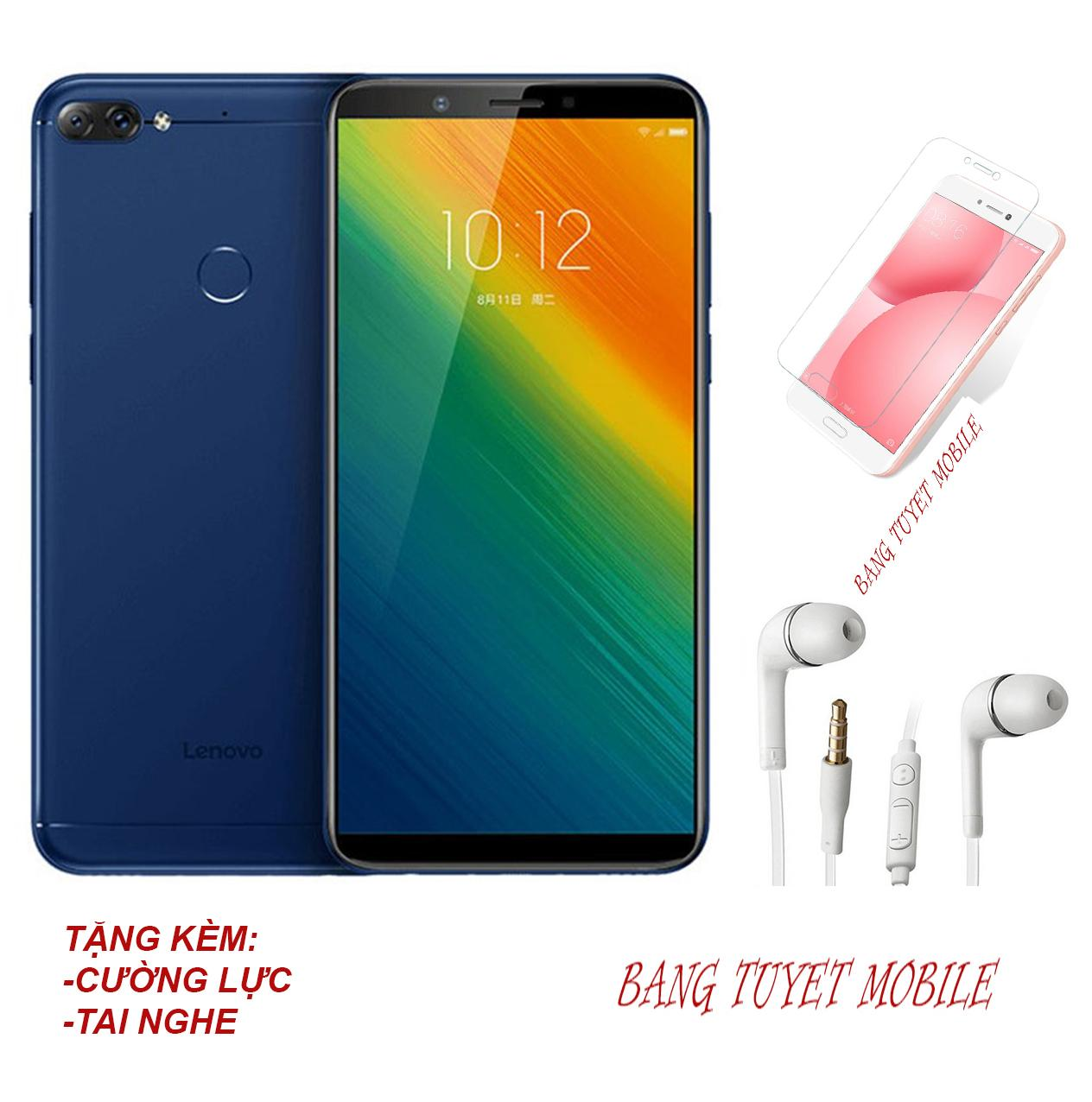 Điện Thoại Lenovo K5 Note (L38012) (64GB/4GB) Mới 100% Nguyên Seal - Hàng  Nhập Khẩu Sẵn Tiếng Việt - Tặng Kính Cường Lực + Tai Nghe