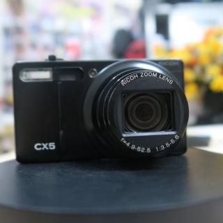 Máy ảnh Ricoh CX5 máy ảnh đường phố thumbnail