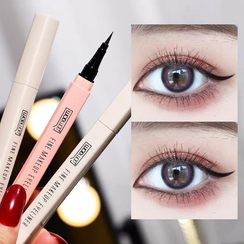 Bút lông kẻ mắt Wodwod Fine Makeup Eyeliner Siêu Mảnh nhập khẩu