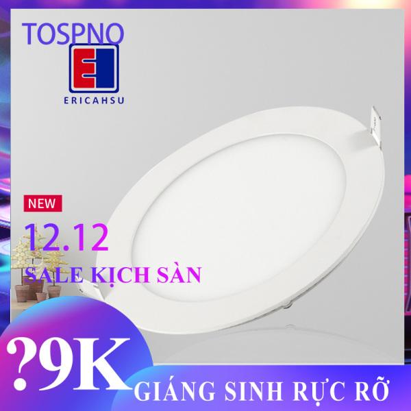 Đèn LED âm trần tròn Downlight 12W  , Led Panel Light Siêu tiết kiệm điện Tuổi thọ cao Dễ dàng lắp đặt Cho dải ánh sáng đẹp