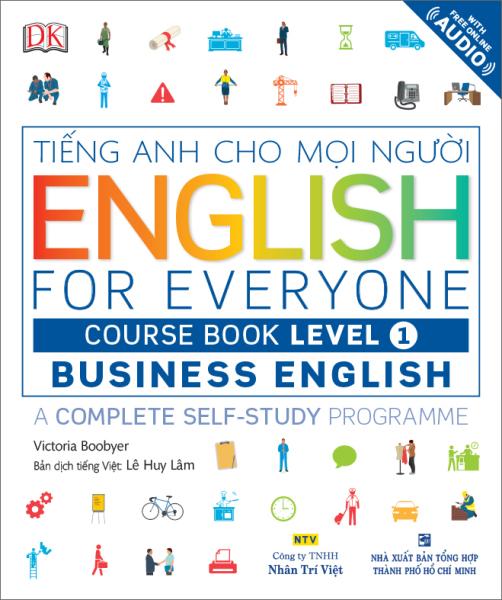 Mua English For Everyone - Business English - Course Book 1 (CD)