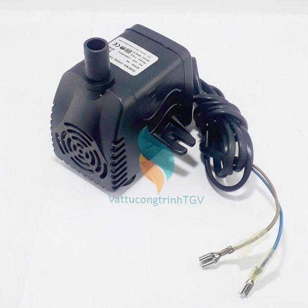 Bơm chìm mini DYH-16 220v-16W cho bể cá, quạt hơi nước