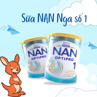 [Combo 3 Chỉ Còn 359K] Sữa Nan Nga số 1 (Cho Bé Từ 0 - 6 tháng) 800g thumbnail