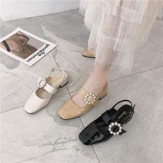 Giày Nữ Mary Janes Cổ Điển Giày Bé Gái Giày Đi Học Giày Búp Bê Cho Nữ Giày Ba Lê Đế Bằng Cho Nữ Đang Giảm Giá 090109