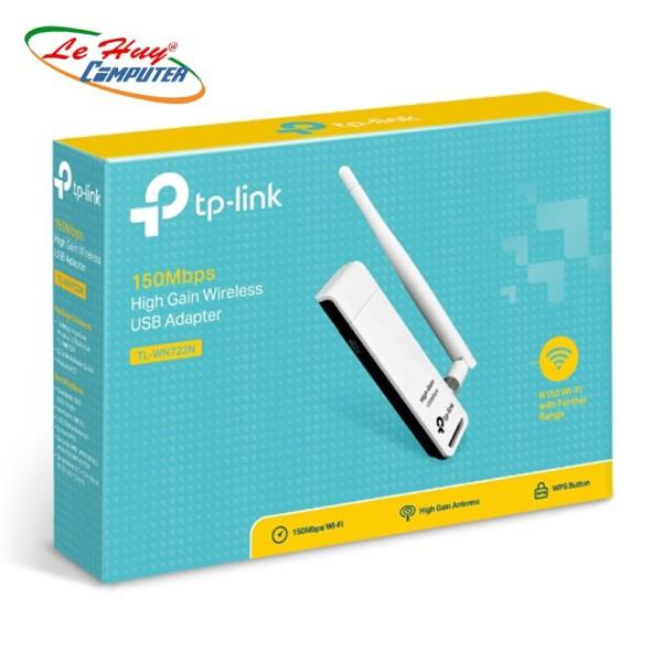 Bảng giá Usb Thu Wifi Tp-Link Tl-Wn722N Phong Vũ