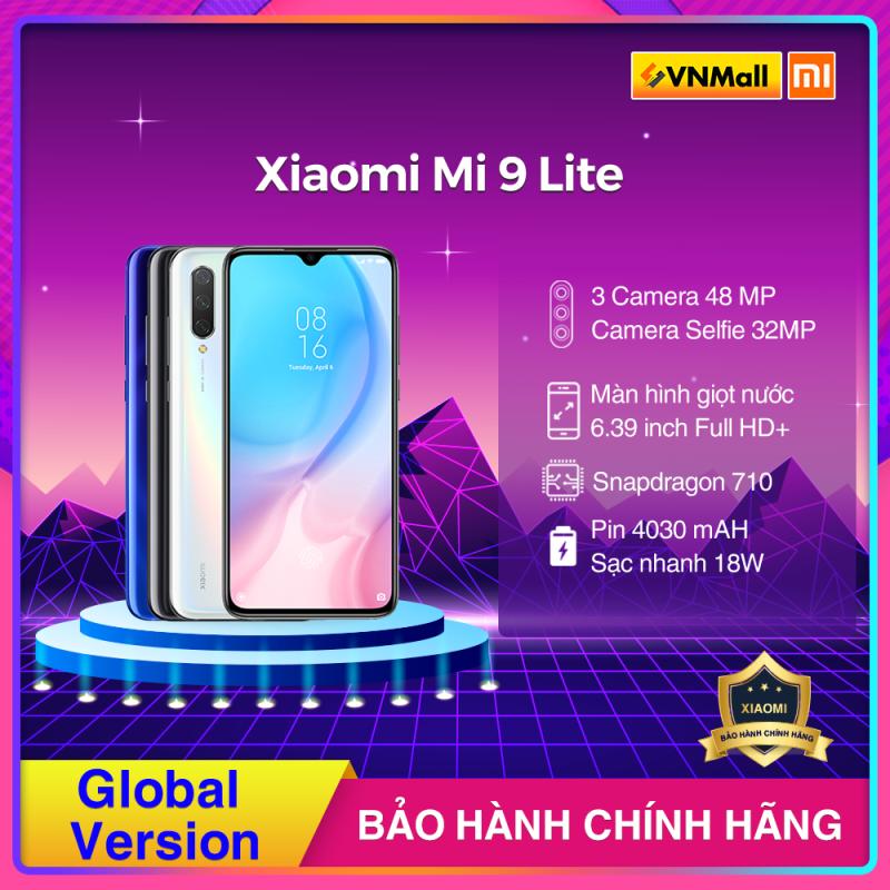 [GLOBAL VERSION] Điện Thoại Xiaomi Mi 9 Lite (6GB/64GB) - BH 18 tháng - Hàng chính hãng