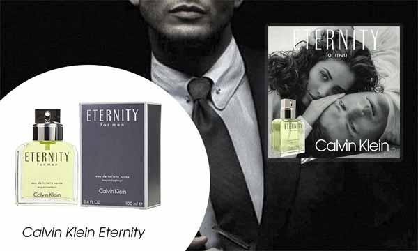Nước Hoa Nam Calvin Klein Eternity For Men EDT 100ml Cổ điển, Gợi cảm, Gạnh mẽ