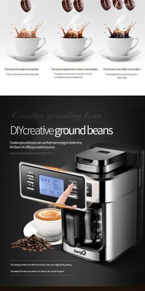 Bảng giá máy xay và pha cafe hạt trực tiếp ZZUOM BG315 Điện máy Pico