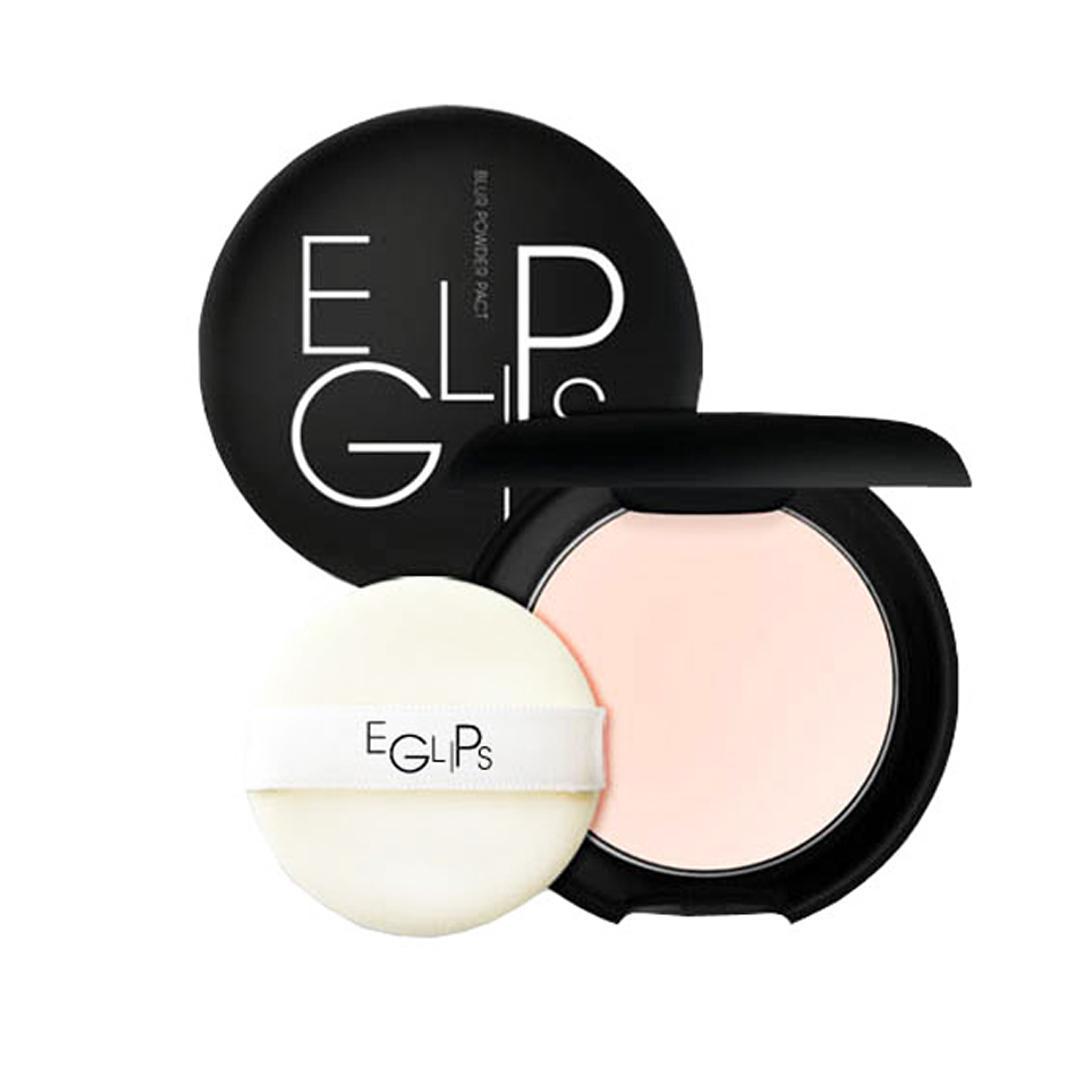 Phấn phủ siêu mịn EGLIPS BLUR POWDER PACT 8G - Phấn phủ nén