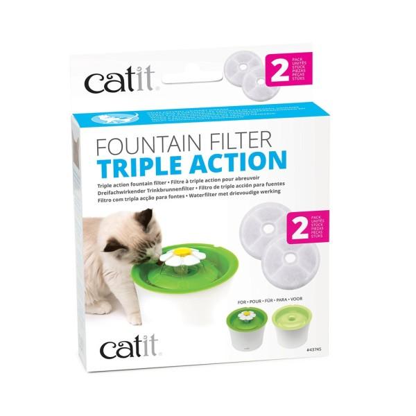 Miếng Lọc Đài Phun Nước Uống Cho Mèo Catit 3L ( Bộ 2 miếng)