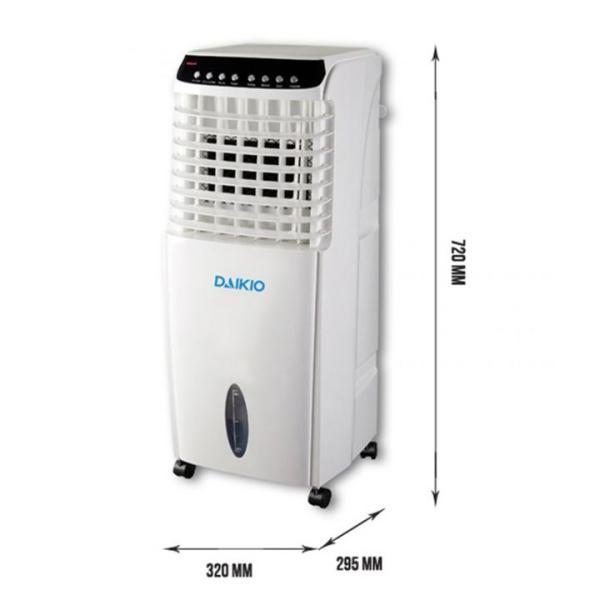 Quạt điều hòa không khí Daikio 800A chính hãng