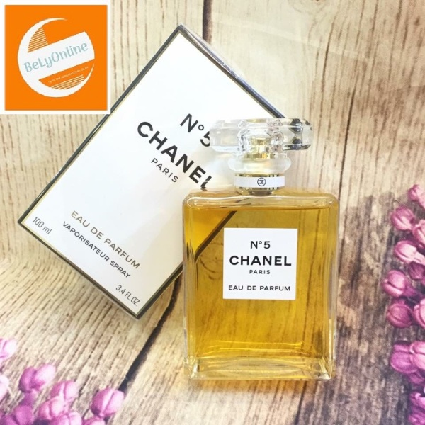 Nước Hoa Chanel Paris No 5 Eau De Parfum Pháp 100ml - Có Check Code, Cho Hương Thơm Đẳng Cấp Tuyệt Vời, Chất Lượng, Giá Tốt