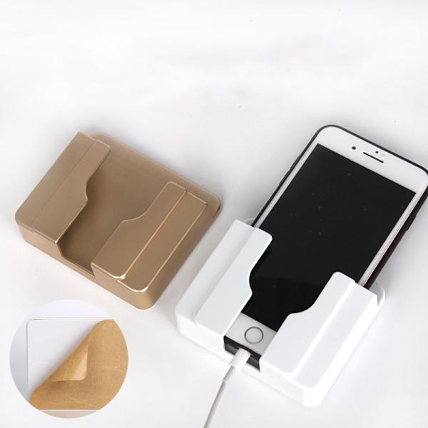 Giá đỡ điện thoại gắn tường treo sạc Pin điện thoại đựng điều khiển